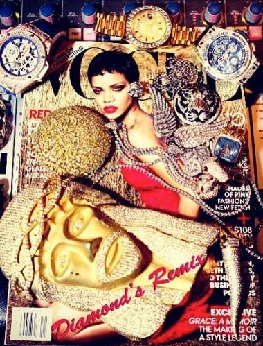 Rihanna Mother Mary : rihanna, mother, Rihanna, Without, Tragedy, Mother, Lyrics, Albums