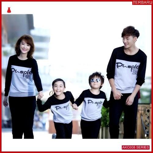 AKC008S61 Sweater Couple Anak 008S61 Keluarga BMGShop