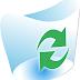 Mi Papelera de reciclaje en la barra de tareas de Windows