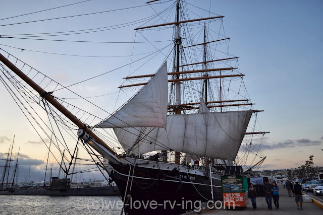 The world's oldest active sailing ship has an amazing history