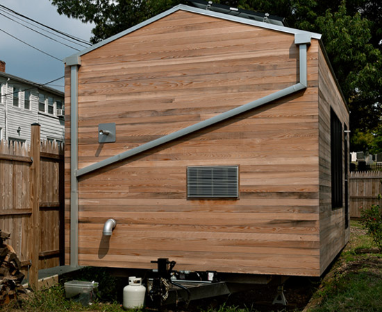 Modern 210 sq ft Tiny House in Washington DC