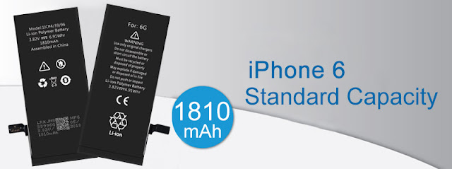 high quality iPhone 6 battery wholesale supplier