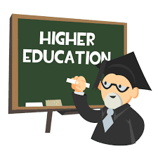 higher education for administrative positions