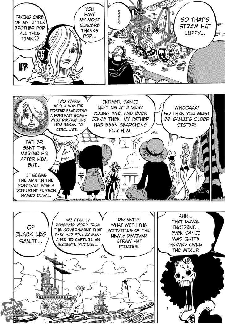 One Piece Ch.826