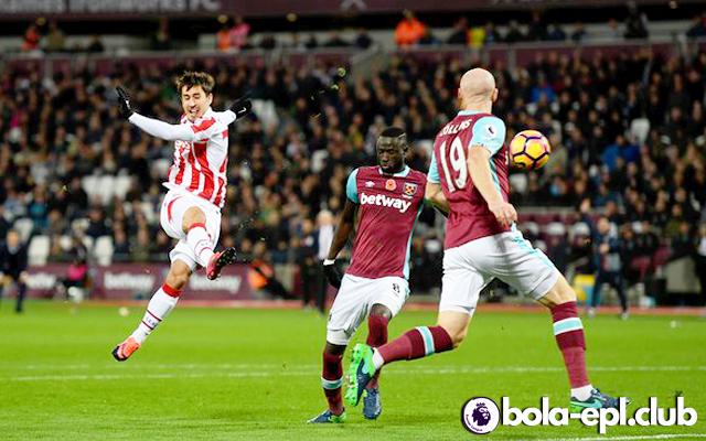 Highlight West Ham United 1 - 1 Stoke City 5 November 2016