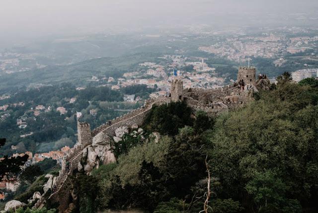 Viajando pela Espanha da Rainha Isabel de Castela - Sintra (Portugal)