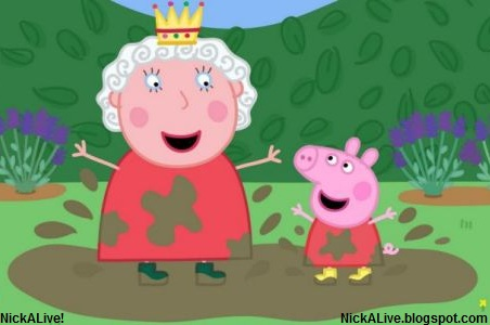 Nick Jr Channel UK And Ireland Will Also Be Celebrating Queen Elizabeth IIs Diamond Jubilee By Premiering Showing A Very Special Brand New