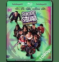 ESCUADRÓN SUICIDA (2016) EXTENDED WEB-DL 1080P HD MKV ESPAÑOL LATINO
