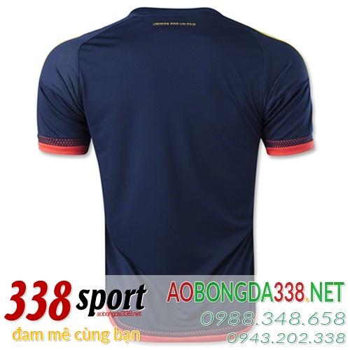 áo đội tuyển colombia sân khách