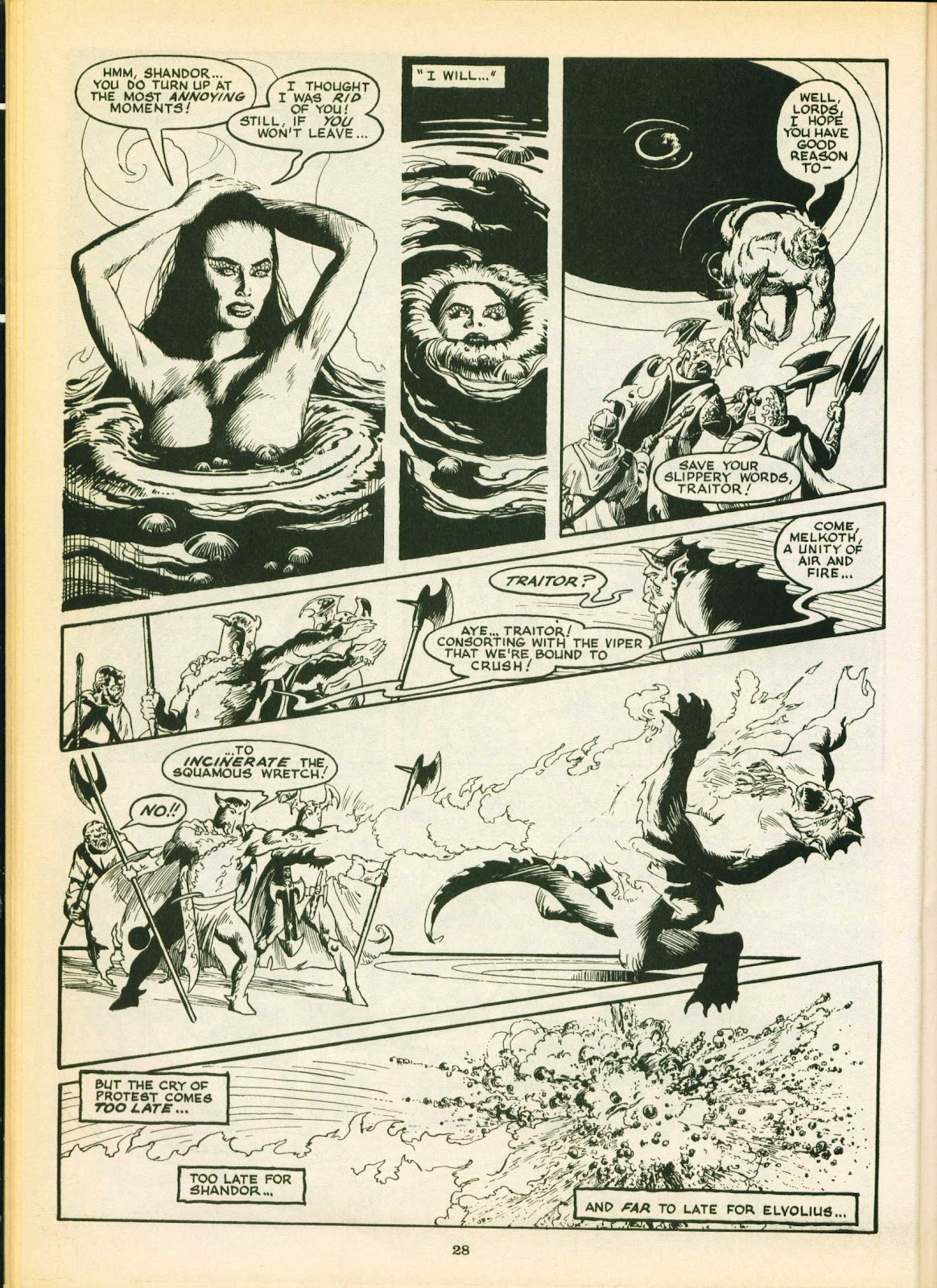 Warrior Issue #16 #17 - English 28