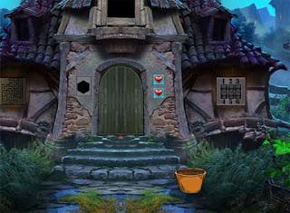 Juego Pandora House Escape Solución