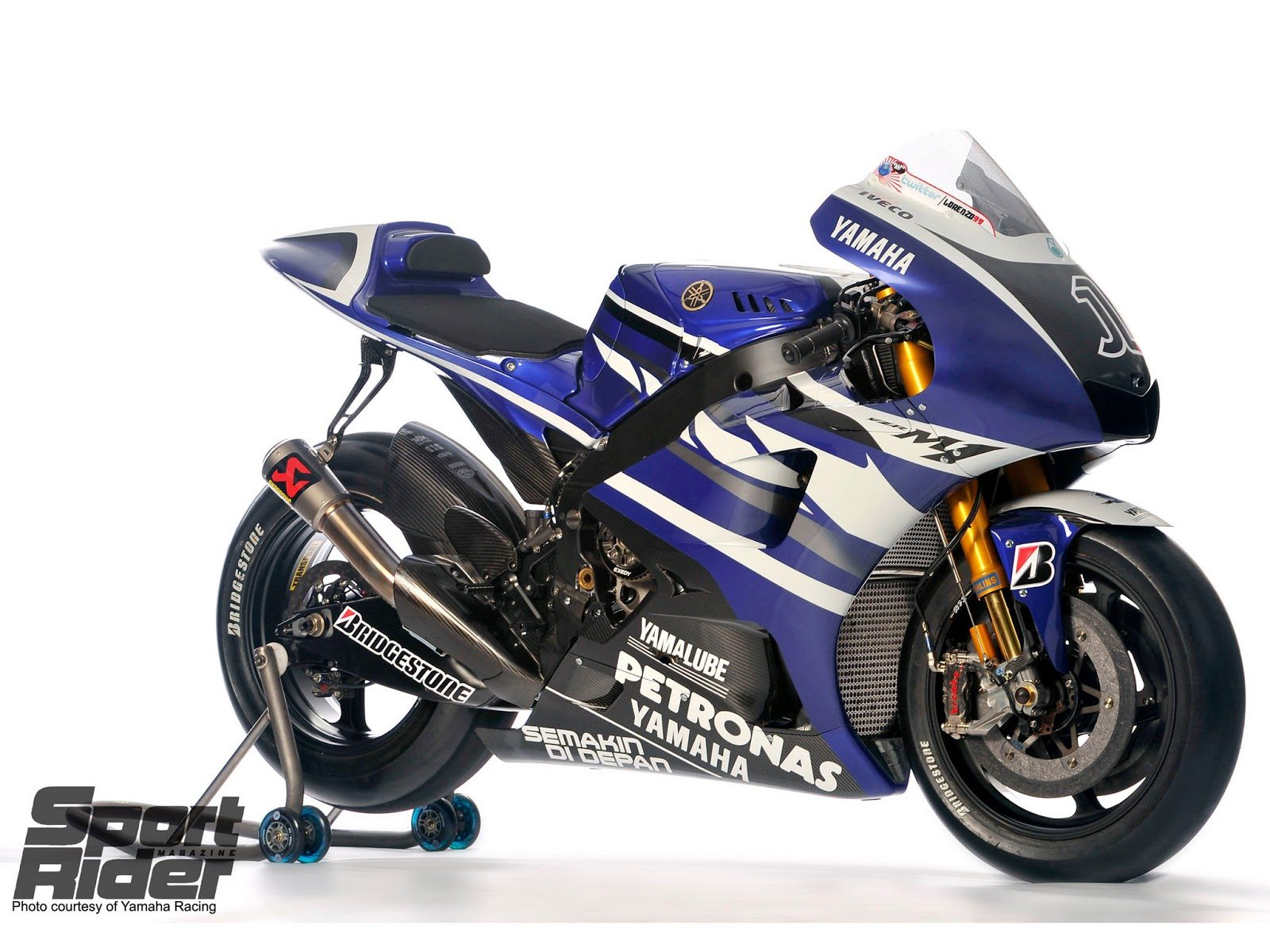 Foto Motor Moto GP Dunia  Air Flash News