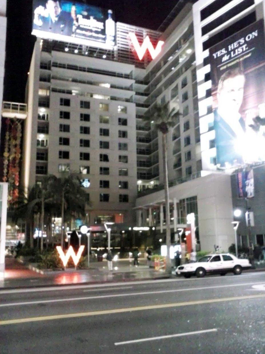 hollywood walk of fame map download
