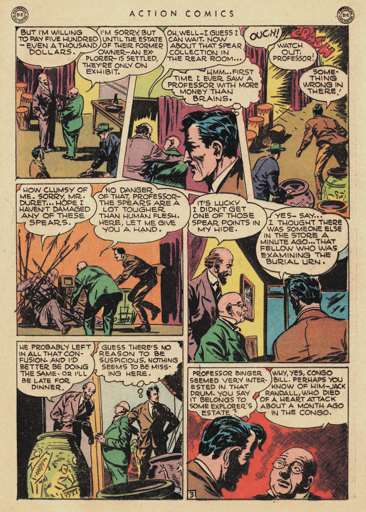 Read online Action Comics (1938) comic -  Issue #94 - 37