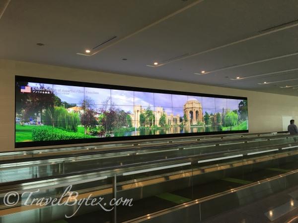 Haneda Airport Departure Hall