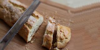kolay fındıklı biscotti yapılışı, ev yapımı fındıklı biscotti tarifi, KahveKafeNet