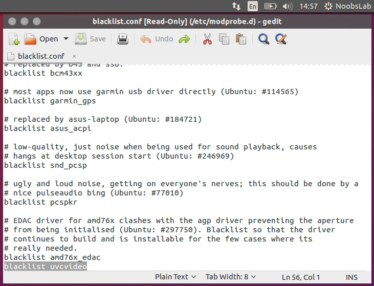 How To Disable (Blacklist) Your Laptop Webcam & Microphone
