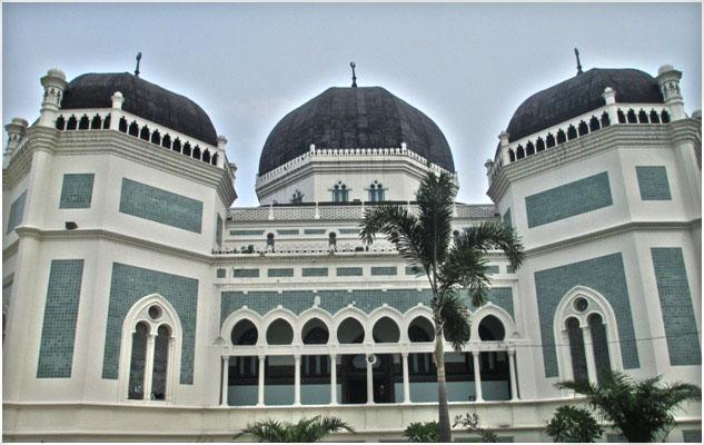 Masjid Raya Al-Mashun (Masjid Raya Medan)