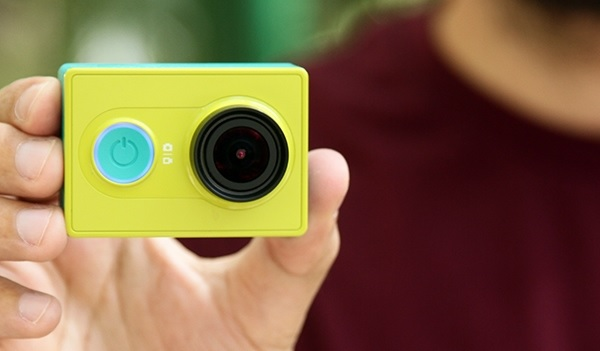 xiaomi review : yi 2k action camera