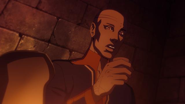 Isaac-segunda-temporada-Castlevania