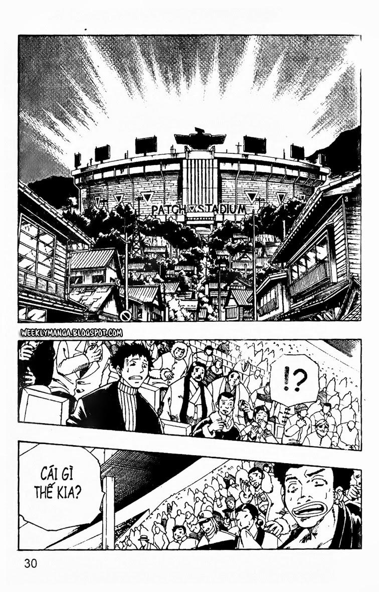 Shaman King [Vua pháp thuật] chap 131 trang 2