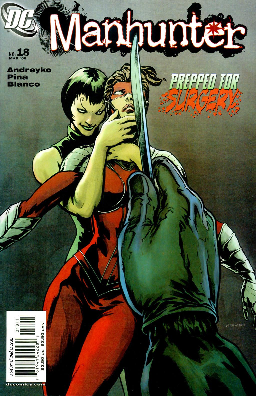 Manhunter (2004) issue 18 - Page 1