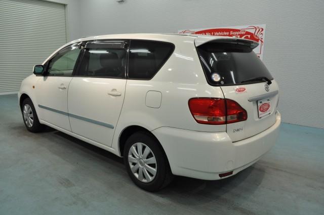 2002 Toyota Ipsum To Botswana Japanese Vehicles To The World