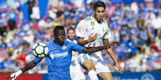 Real Madrid vs Getafe Live Streaming online Today 03.03.2018 Spain La Liga