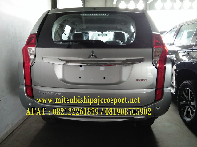 ALL NEW PAJERO SPORT SILVER 2016
