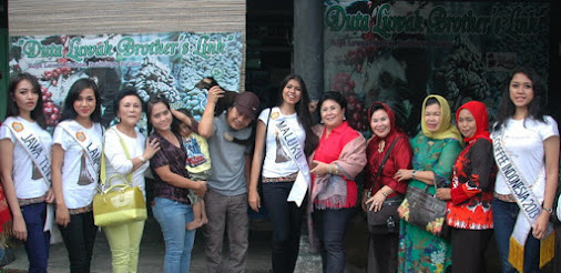 Miss Coffee Indonesia Dipenangkaran Musang