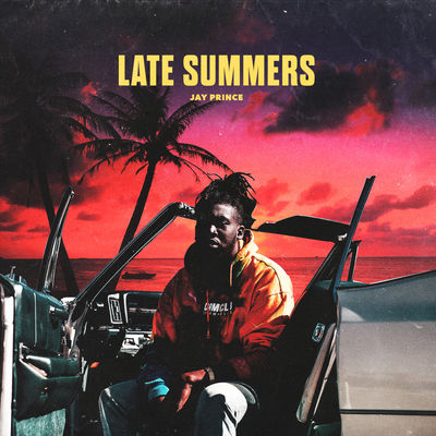 Jay Prince - Late Summers - Album Download, Itunes Cover, Official Cover, Album CD Cover Art, Tracklist