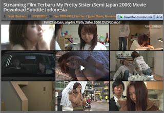 Film Semi Korea My Pretty Sister 2016