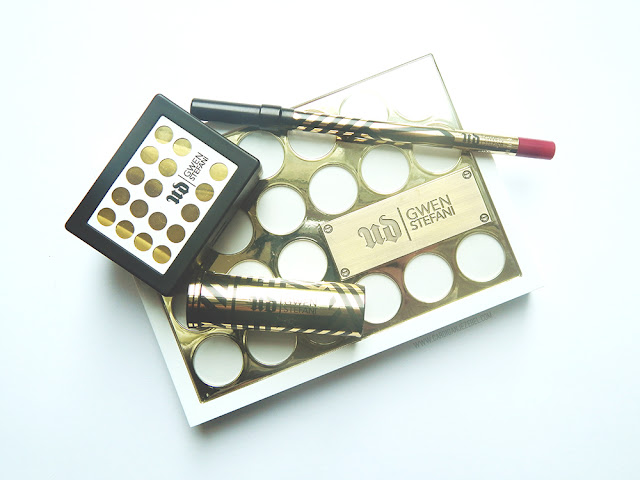 *Urban Decay Gwen Stefani Collection Review