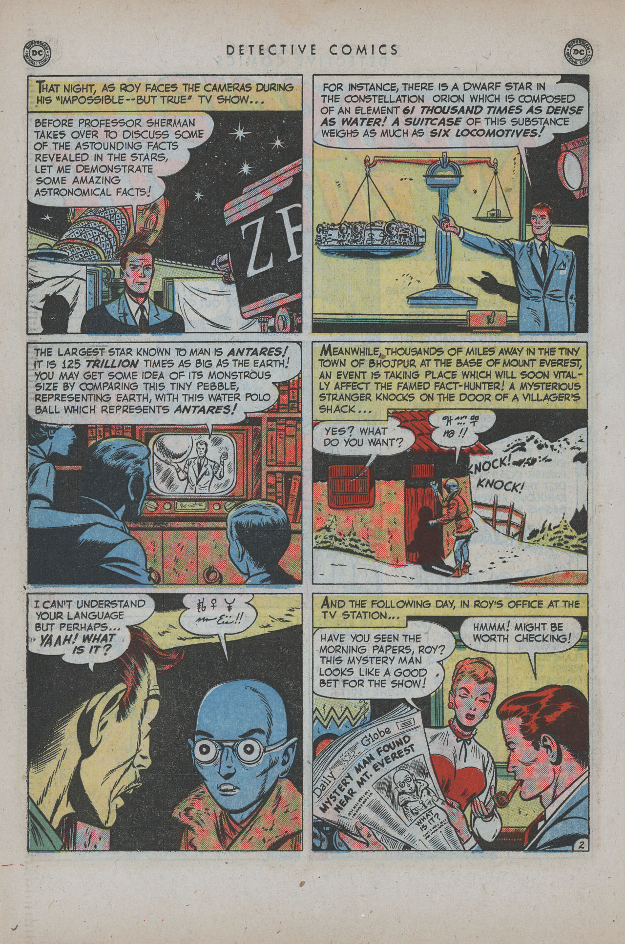Detective Comics (1937) 171 Page 17