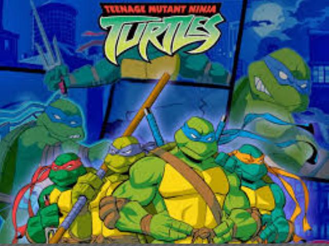 تحميل لعبة سلاحف النينجا للكمبيوتر Download Ninja Turtles من ميديا فاير