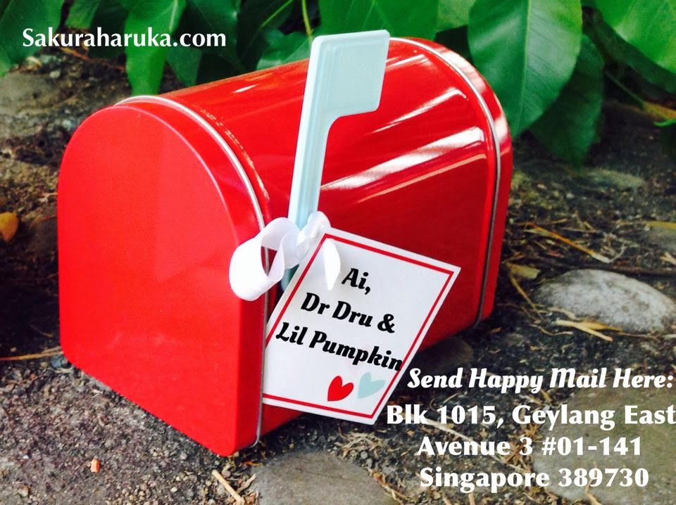 Sakura Haruka | Singapore Parenting and Lifestyle Blog * *: ♥ Want