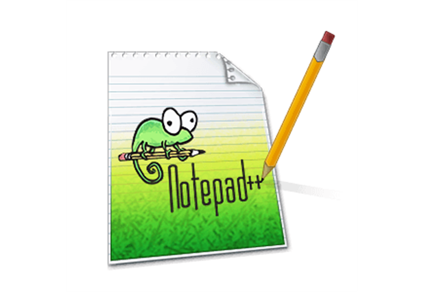 تحميل برنامج المفكرة Notepad++ مجانا