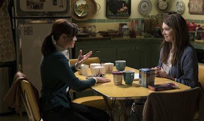 Los Lunes Seriéfilos Gilmore Girls Netflix