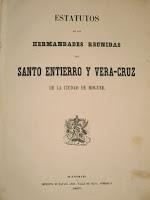 Portada reglas de 1867