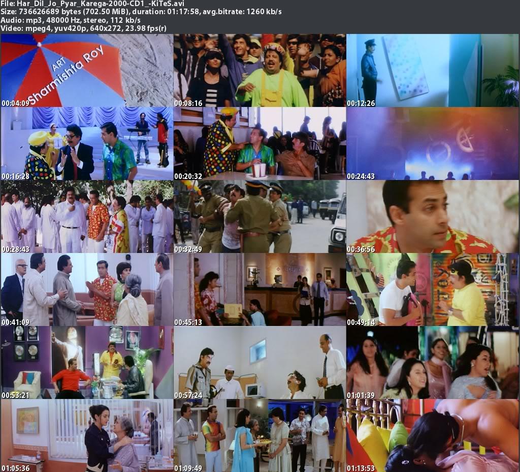 CINE HINDU: Har Dil Jo Pyar Karega... (2000