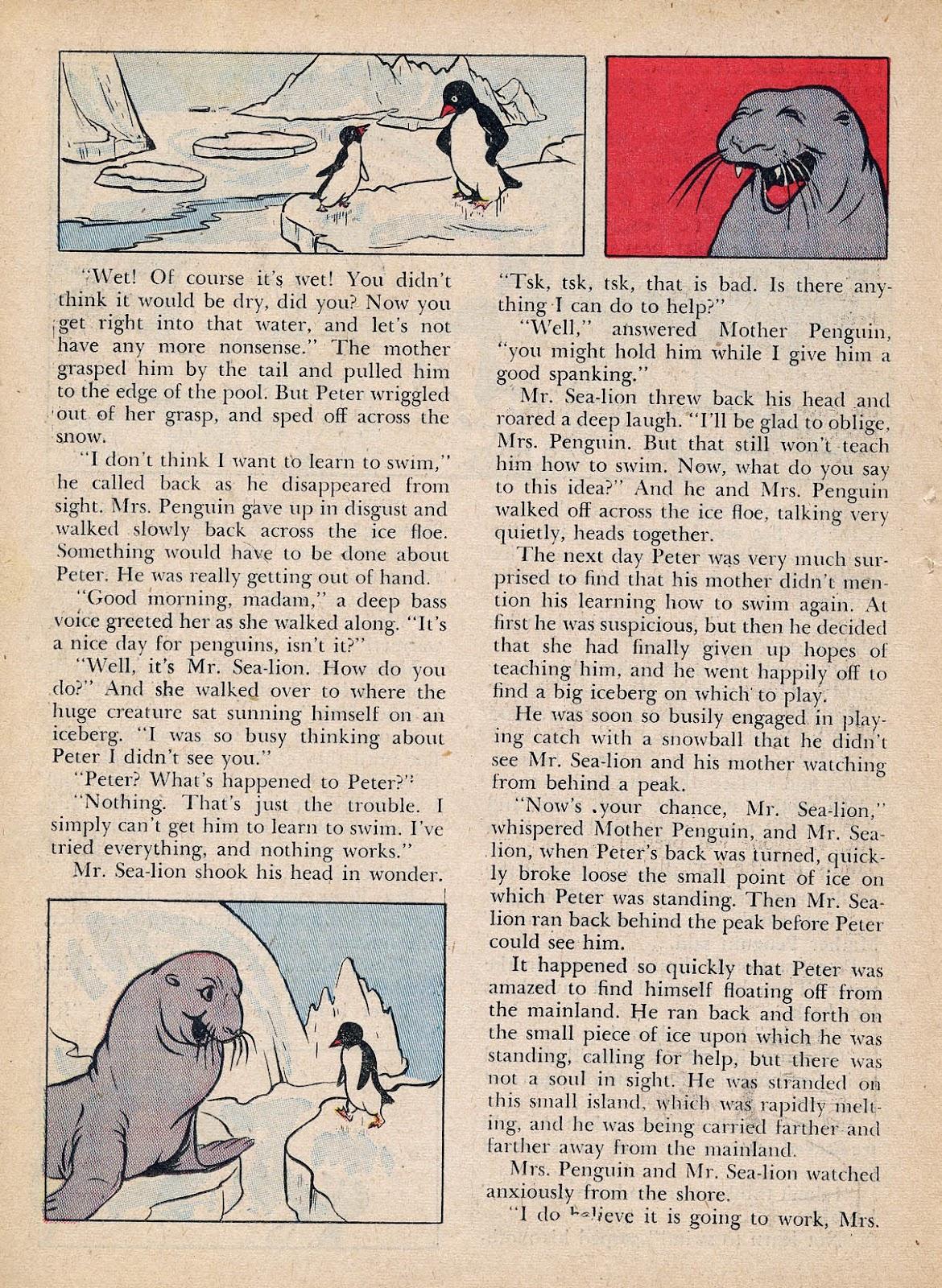 Read online Animal Comics comic -  Issue #7 - 26