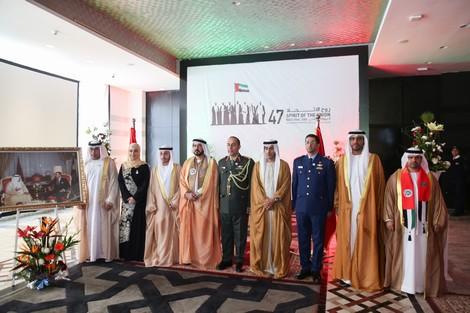 """تارودانت24 / الإمارات تستحضر إنجازاتها العالمية وتهنئ المغرب بقمر """"محمد السادس"""""""
