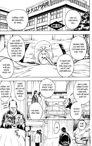 Gintama Chap 208 page 3 - Truyentranhaz.net