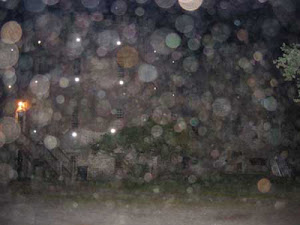 Orbs outside the old city jail in south carolina