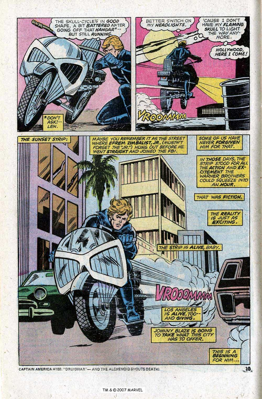 Ghost Rider (1973) Issue #13 #13 - English 12