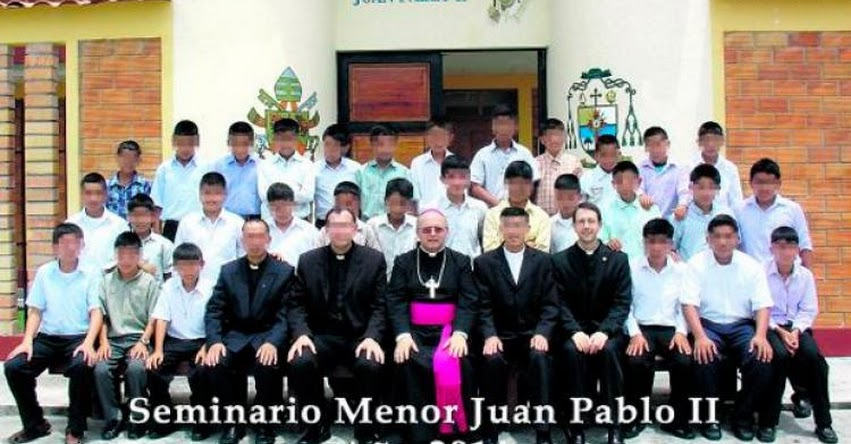 Iglesia Católica «refugia» en Catedral de Moyobamba a sacerdote acusado de abusar de 4 alumnos