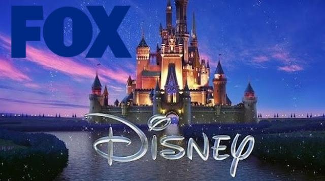 Fox Disney Marvel