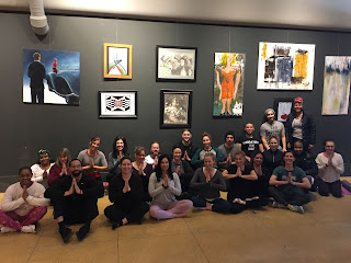 Steph Mitchell Yoga, Yoga and Ayurveda Center, Online Yoga School