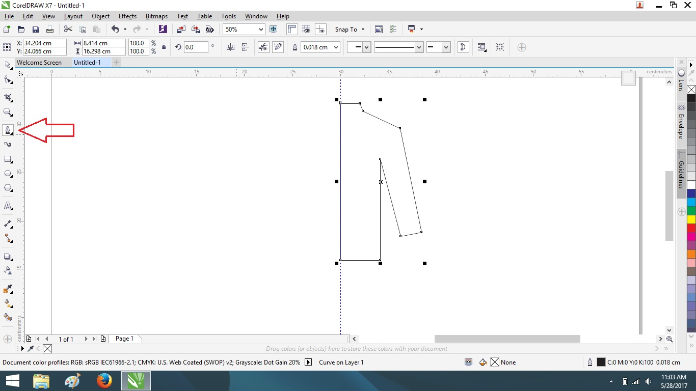 Cara Membuat Desain Kemeja Keren Di Corel Draw