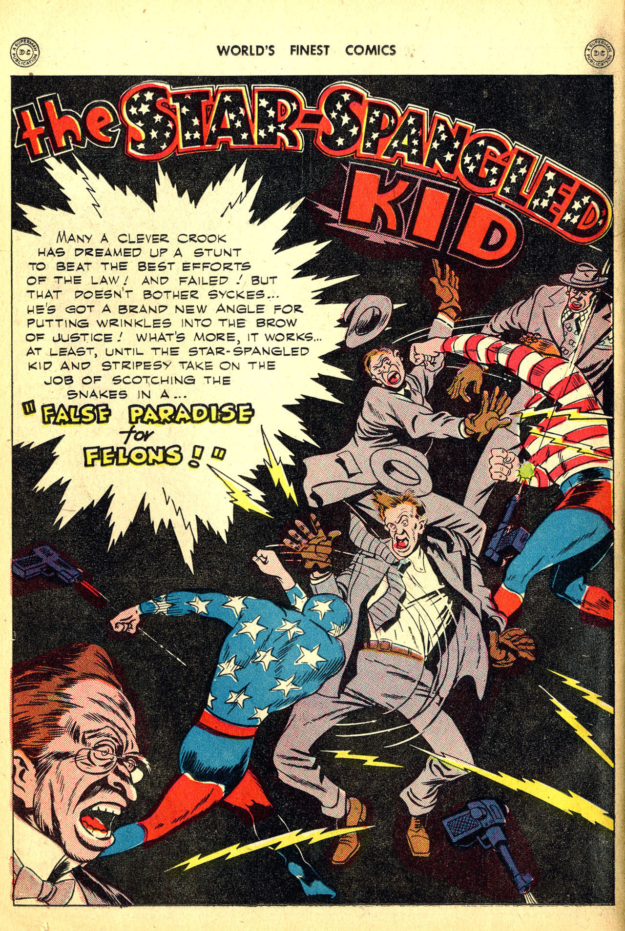 Read online World's Finest Comics comic -  Issue #18 - 16